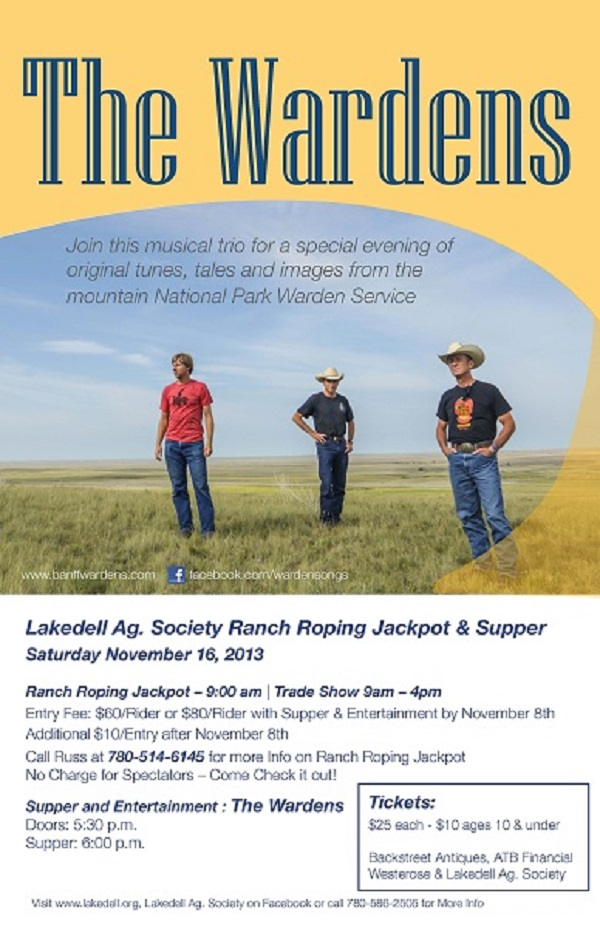 Ranch Roping & Wardens Entertainment
